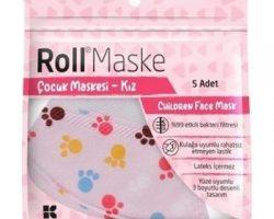 Roll Maske Çocuk Yüz Maskesi Kullananlar