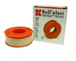 Roll Plast Tıbbi Flaster 1,25 Kullananlar