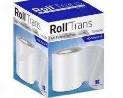 Roll Trans Şeffaf Flaster Perfore Kullananlar
