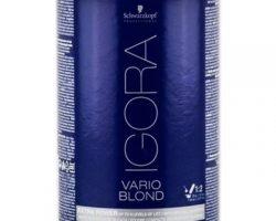 Schwarzkopf Igora Vario Blond Plus Kullananlar