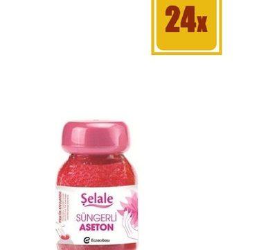 Şelale Besleyici Süngerli Aseton 24'lü Kullananlar