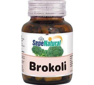 Sepe Natural Brokoli 60 Kapsül Kullananlar