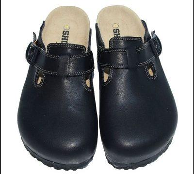 ShoeRokee Tasarım Ortopedik Siyah Mantar Kullananlar