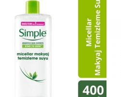Simple Micellar Makyaj Temizleme Suyu Kullananlar