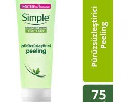 Simple Pürüzsüzleştirici Peeling 75 ML Kullananlar