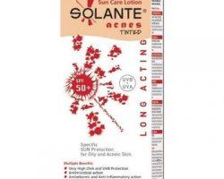 Solante Acnes Tinted Sun Care Kullananlar