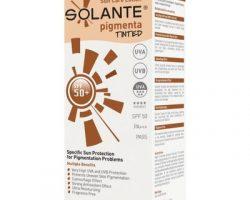 Solante Pigmenta Tinted Güneş Koruyucu Kullananlar