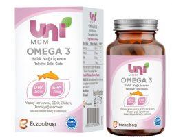 Uni Mom Omega 3 Takviye Edici Gıda 30 Kapsül Kullananlar