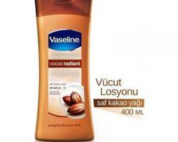Vaseline Vücut Losyonu Kakao Işıltısı Kullananlar