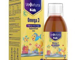 VeNatura Kids Omega 3 Takviye Edici Gıda 150 ml Kullananlar