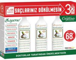 Zigavus Sarımsaklı Şampuan 250 Ml Kullananlar