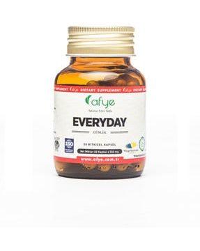 Everyday 50 Kapsül 550 mg Kullananlar