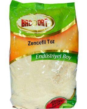 Zencefil Toz 1 kg Kullananlar