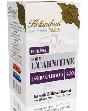 Lcarnitine Bitkisel Macun 420 Gr Kullananlar