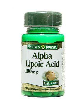 Alpha Lipoic Acid 100 Mg Kullananlar