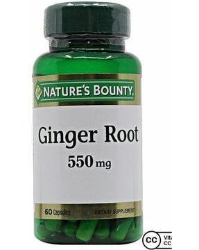 Ginger Root (zencefil) 550 Mg Kullananlar
