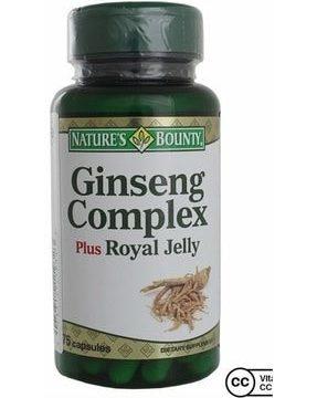 Ginseng Complex Plus Royal Jelly Kullananlar