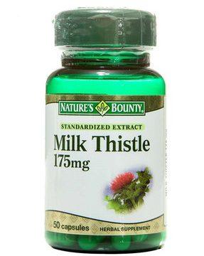 Milk Thistle 175 Mg 50 Kullananlar