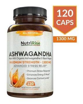 Ashwagandha 1300 mg 120 Kapsül Kullananlar