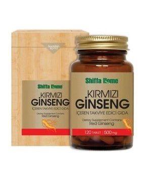 Kırmızı Ginseng 60 gr 120 Kullananlar