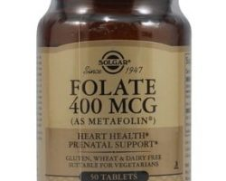 Folate As Metafolin 400 Mg Kullananlar