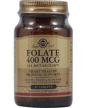 Folate As Metafolin 400 Mg Kullananlar