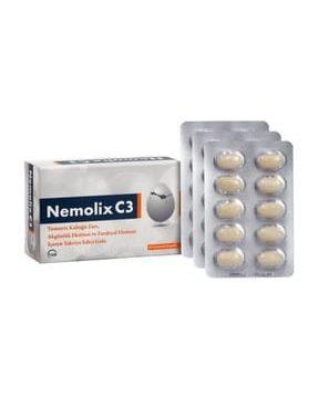 Nemolix C Yumurta Kabugu Zarı Kullananlar