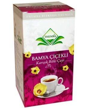 Thémra Bamya Çiçekli Hibiskus Çayı Kullananlar