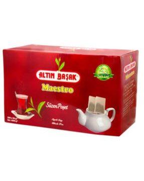 Altınbaşak Maestro Demlik Poşet Çay Kullananlar