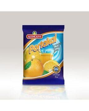 Portakal Aromalı Toz İçecek Oralet Kullananlar