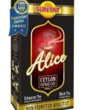 Alice Ceylon Yaprak Çay Kullananlar