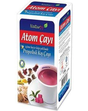 Propolisli Atom kış Çayı Kullananlar
