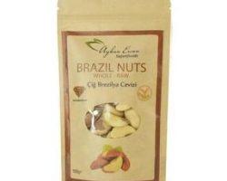 Çiğ Brezilya Cevizi Glutensiz Kullananlar