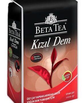 Beta Kızıl Dem Türk Çayı Kullananlar