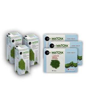 Matcha Çayı Matcha Form Tablet Kullananlar