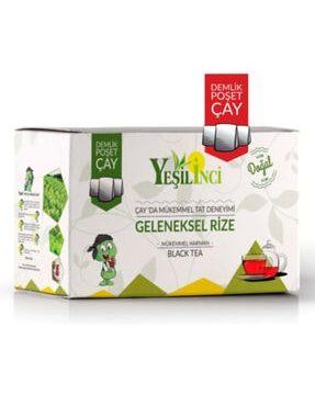 Yeşil Inci Demlik Poşet Çay Kullananlar