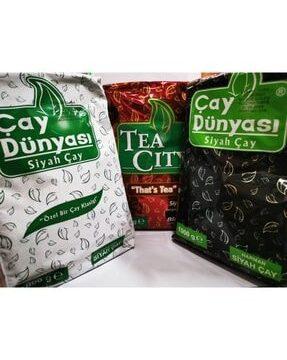Dinlendirilmiş Çay Lü Eko Paket Kullananlar