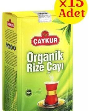 lı Organik Rize Çayı Organik Kullananlar