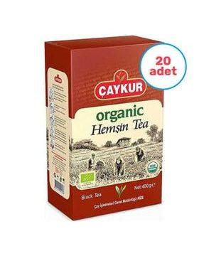 Organik Hemşin Çayı Kullananlar