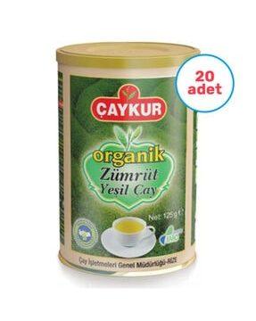 Organik Zümrüt Yeşil Çay Kullananlar