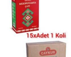 x Mezopotamya Çayı Kullananlar