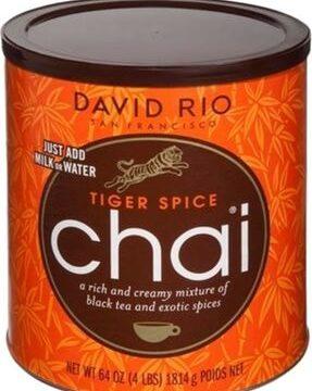 Chai Latte Tiger Spice Kullananlar