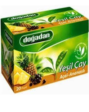 Açai Ananas Yeşil Çay li Kullananlar