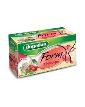 Doğadan Form Çay Kiraz Saplı Kullananlar