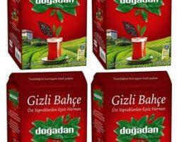 Gizli Bahçe Çay lü Paket Kullananlar