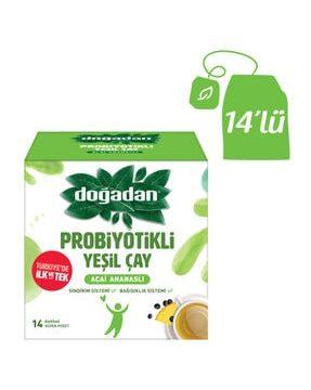 Probiyotikli Yeşil Çay lü G Kullananlar