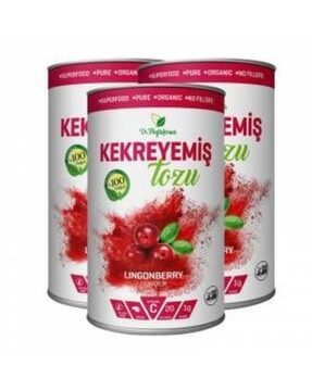 Lingonberry Powder Kekreyemiş Tozu Kullananlar