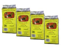 Canary Ceylon Tea Kuşlu Seylan Kullananlar