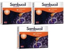 Sambucol Plus Ballı Pastil Kullananlar