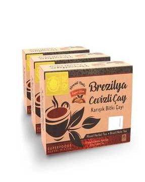 Brezilya Cevizi Çayı Kullananlar